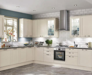 Opus Carpentry Kitchens - Greenwich Shaker