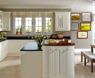 Opus Carpentry Kitchens - New England