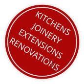 KITCHENS JOINERY EXTENSIONS RENOVATIONS